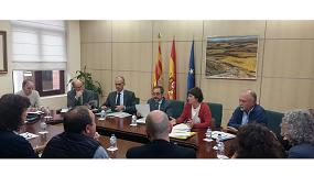 Foto de La mesa técnica del ICA sigue trabajando para recoger el consenso de todas las propuestas