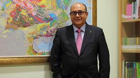 Foto de Entrevista a José Luis Leandro, presidente del Consejo General de Colegios de Ingenieros Técnicos y Grados en Minas y Energía