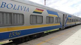 Foto de Icex muestra las oportunidades para el sector ferroviario en Bolivia