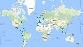 Foto de Auxiemba ya tiene representantes en los cinco continentes