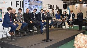 Foto de Éxito del encuentro 'Contract Sostenible' en el Foro Maderalia