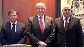 Foto de Reunión en CZFB sobre la Conferencia Internacional de Operadores Económicos Autorizados de Bakú