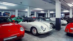 Foto de Porsche suministra piezas impresas en 3D de sus clásicos