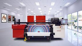 Foto de Agfa Graphics amplía su serie híbrida de Anapurna LED de formato panorámico