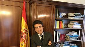 Foto de Fernando Miranda Sotillos, director general de Producciones y Medios Agrarios