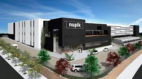 Foto de Nupik alquila una plataforma logística de 8.955 m² a Grupo Clapé con el asesoramiento de Consulta