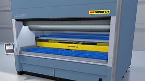 Foto de Logimat: la solución ideal para el almacenamiento y preparación de pedidos