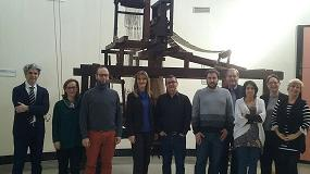 Foto de Inicio del proyecto europeo EU-textile 2030