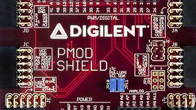 Foto de RS Components presenta Pmods y protectores tipo Arduino de Digilent