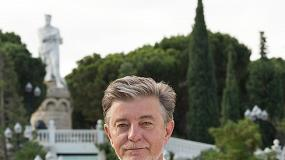 Foto de Pedro Santisteve Roche, alcalde de Zaragoza