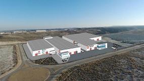 Fotografia de El Grupo Industrial Ferruz invertirá 15 millones de euros para concentrar todas sus sedes y duplicar su capacidad productiva
