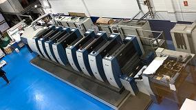 Foto de Thalassa Print confía su productividad a Eurograph