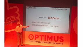 Fotografia de Optimus celebra en Madrid la jornada 'El futuro es ahora'