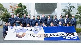 Foto de Roland DG organiza la tercera competición mundial de técnicos certificados