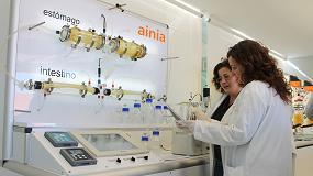 Foto de Ainia e Incliva investigan alimentos funcionales con genisteína para la prevención del Alzheimer