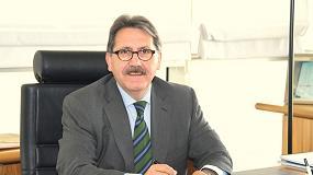 Foto de Manuel Teruel, presidente de Feria de Zaragoza