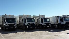 Picture of Valoriza Servicios Medioambientales realiza con éxito la recogida de residuos en Albacete