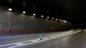 Foto de Schréder y Phoenix Contact crean 'Advance', una solución de iluminación inteligente para túneles