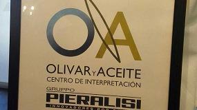 Foto de Pieralisi se convierte en socio principal del centro Olivar y Aceite