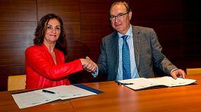 Foto de Cesce y Ascer renuevan su convenio de colaboración de apoyo a la industria