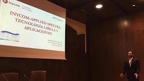 Foto de Investigadores y profesionales del sector se reúnen en las Jornadas de Ciencia y Tecnología LIBS en Málaga