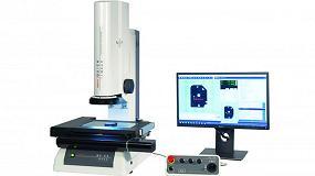 Picture of Mitutoyo presenta los nuevos sistemas de medición por visión 2D QI-C con mesa motorizada