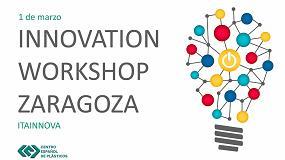 Foto de Zaragoza cierra la primera edición de los Innovation Workshops del Centro Español de Plásticos