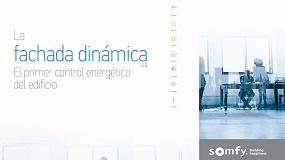 Foto de Somfy lanza una nueva edición del libro 'La Fachada Dinámica 4.0'