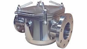 Foto de Filtros magnéticos Selter para la separación de partículas férricas en líquidos