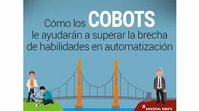 Foto de Universal Robots lanza dos nuevos e-Books gratuitos sobre cobots