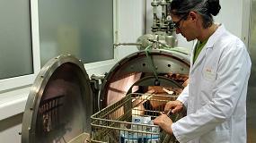 Foto de Nuevo envase con válvula para microondas que conserva el alimento más de 12 meses sin refrigeración