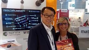 Foto de Wisenet AID ha sido seleccionada para el premio a la innovación de Intertraffic Amsterdam