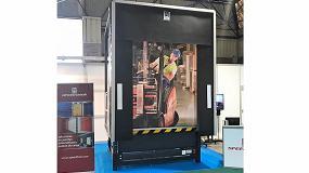 Picture of Speed Door acude a Smart Doors con la nueva generación de Punto de Carga
