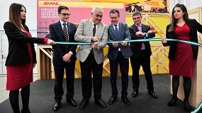 Picture of DHL inaugura la ampliación de sus instalaciones en Sevilla