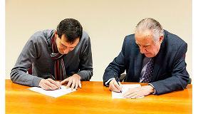 Foto de Circutor formaliza el Convenio de Colaboración con la Escuela Universitaria Salesiana de Sarrià