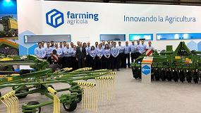 Foto de Farming Agrícola continúa ampliando su catálogo y el equipo humano