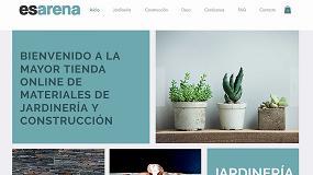 Picture of Nace Esarena, una nueva tienda online de materiales de jardinería y construcción