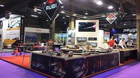 Foto de Rubi sorprende en Cevisama con un moderno stand