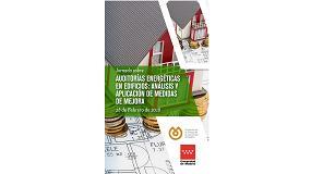 Foto de Jornada sobre auditorías energéticas en edificios: análisis y aplicación de medidas de mejora