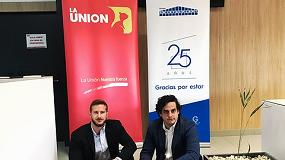 Fotografia de La Unión y Cristalplant sellan una alianza estratégica en beneficio de la marca Almería