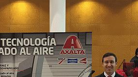 Foto de Axalta Coating Systems, patrocinador del XXVII Congreso Nacional de la Distribución de la Automoción de Faconauto