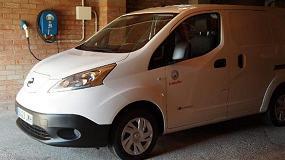 Foto de Schindler confía en IBIL y Nissan en su apuesta por el vehículo eléctrico