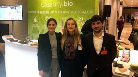 Foto de Cleanity, presente en el 15º Congreso Aecoc de Seguridad Alimentaria con su nueva gama de soluciones Cleanity BIO