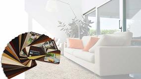 Foto de exlabesa renueva su carta de acabados para sus series de PVC
