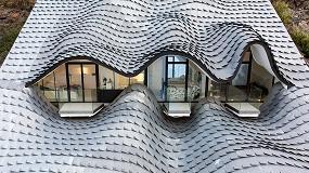Foto de GilBartolomé Architects y Jesús Granada en el último pase de la 2ª edición de Arquitectura en Corto en Madrid