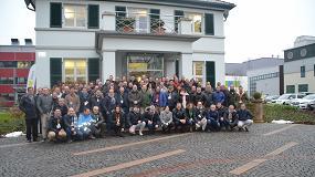 Foto de Un grupo de clientes españoles visita la sede del negocio de agricultura de BASF