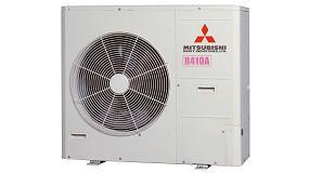 Foto de Sistema Microkxz de Mitsubishi Heavy Industries con control de temperatura de refrigerante variable