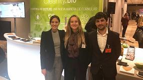 Foto de Cleanity, presente en el 15° Congreso Aecoc de Seguridad Alimentaria con su nueva gama de soluciones Cleanity BIO