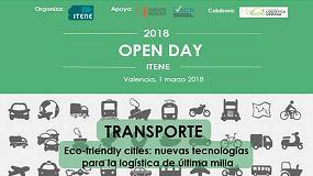 Foto de Itene da a conocer las últimas soluciones en distribución de última milla en su 'Open Day Transporte'