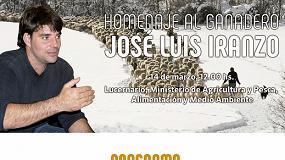 Foto de COAG prepara un homenaje al ganadero y pastor José Luis Iranzo